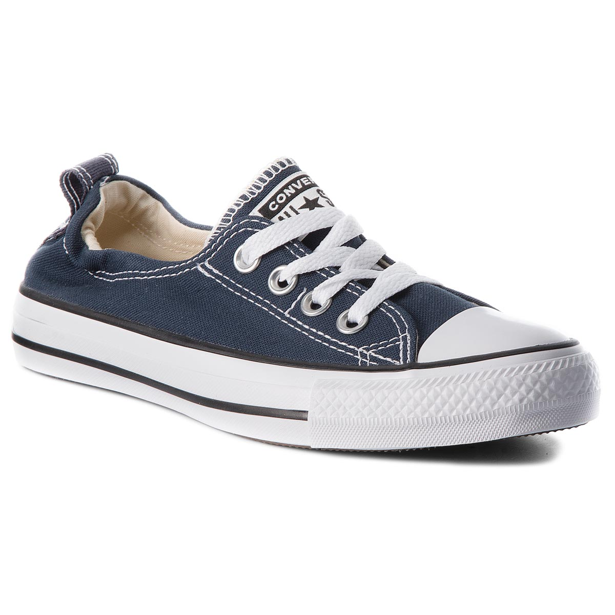 Teniși CONVERSE - Ct Shoreline Slip 537080C Athletic Navy