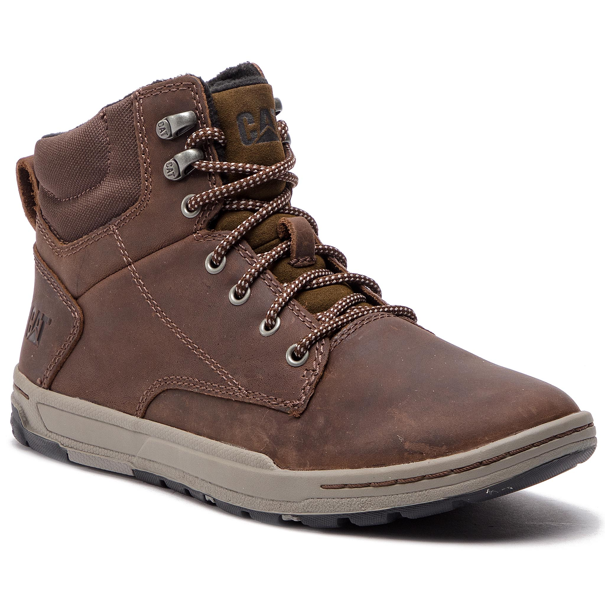 Ghete CATERPILLAR - Colfax Mid P716679 Dark Brown