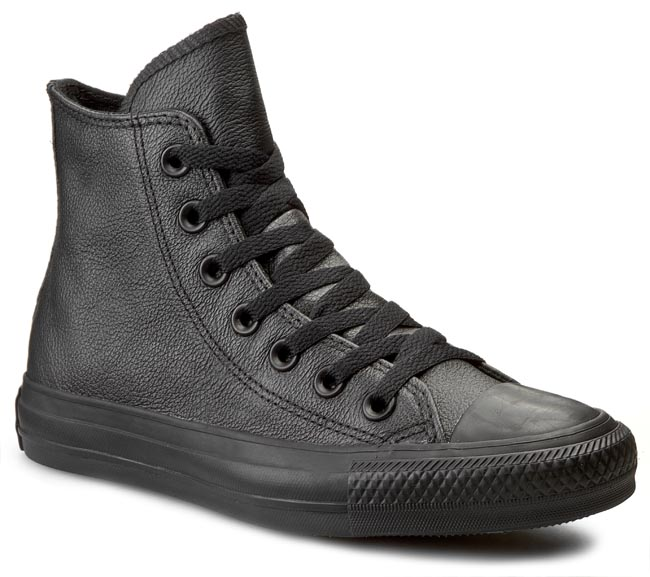 Teniși Converse - Ct As Hi 135251c Black Mono imagine epantofi.ro 2021