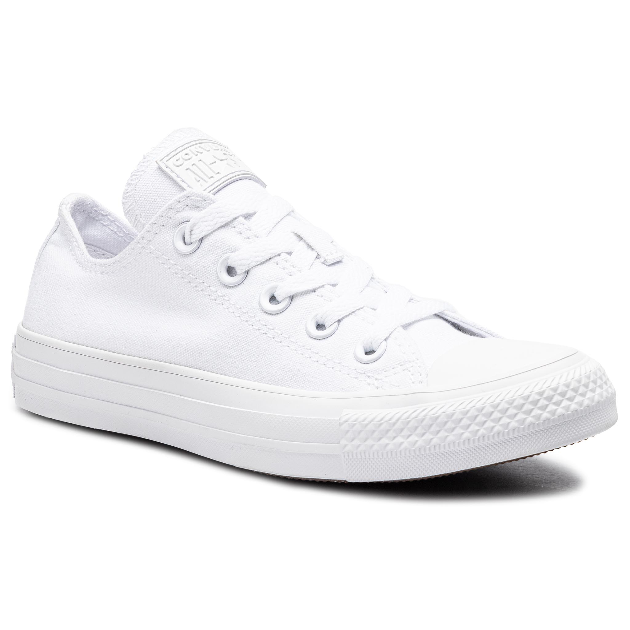 Teniși Converse - Ct As Sp Ox 1u647 White Monochrome imagine epantofi.ro 2021