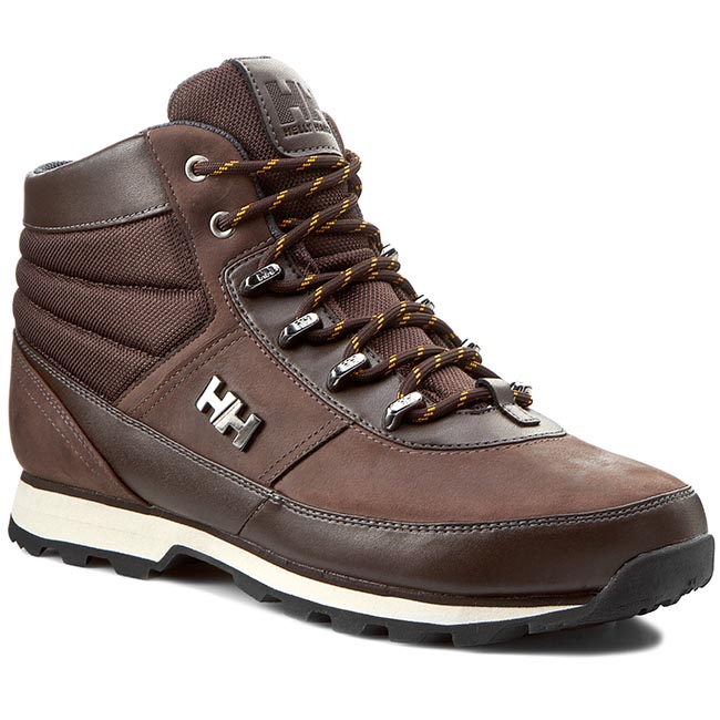 Trekkings HELLY HANSEN - Woodlands 108-23.710 Coffe Bean/Natura/Black/Ebony/Clementine