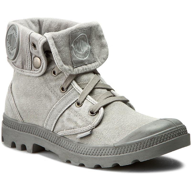 Trappers PALLADIUM - Pallabrouse Baggy 02478-066-M Titanium/High-Rise