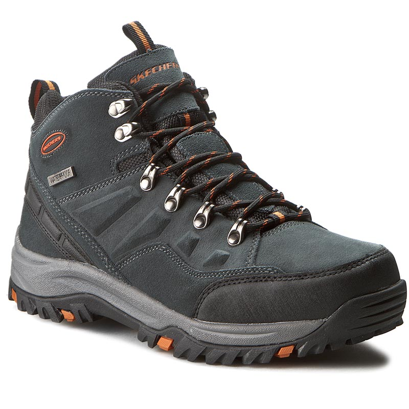 Trekkings SKECHERS - Pelmo 64869/GRY Gray