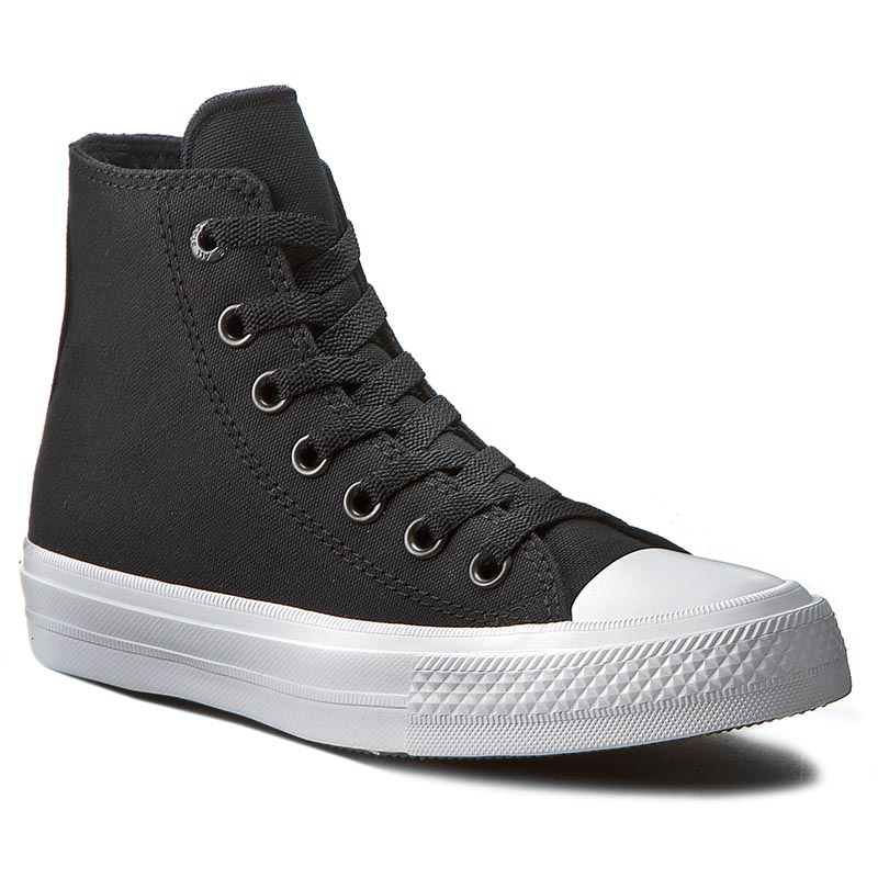Teniși Converse - Ct Ii Hi 150143c Black/White/Navy imagine epantofi.ro 2021