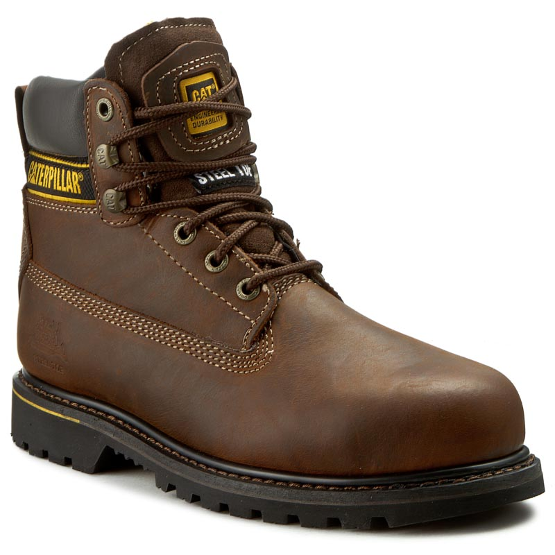 Trappers CATERPILLAR - Holton P708025 Dark Brown