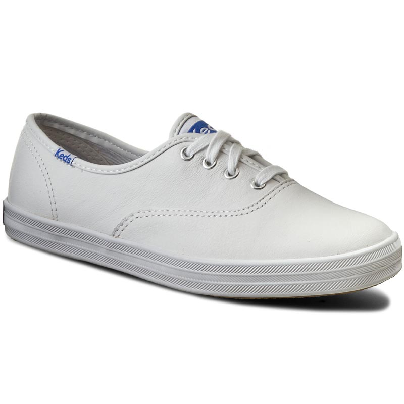Teniși KEDS - Champion WH45750 White Leather