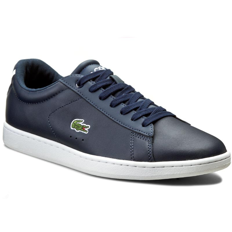 Sneakers LACOSTE - Carnaby Bl 1 7-32SPW0132003 Nvy imagine