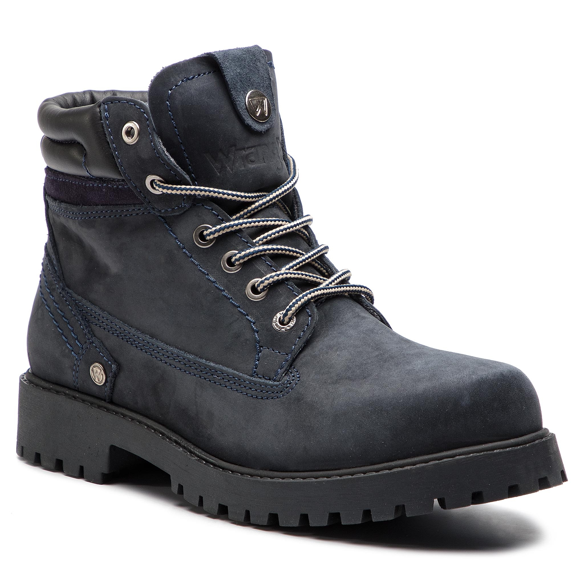 Trappers WRANGLER - Creek WM182000 Navy 16