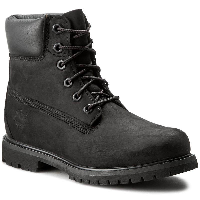 Trappers TIMBERLAND - 6In Premium Boot 8658A/TB08658A0011 Black