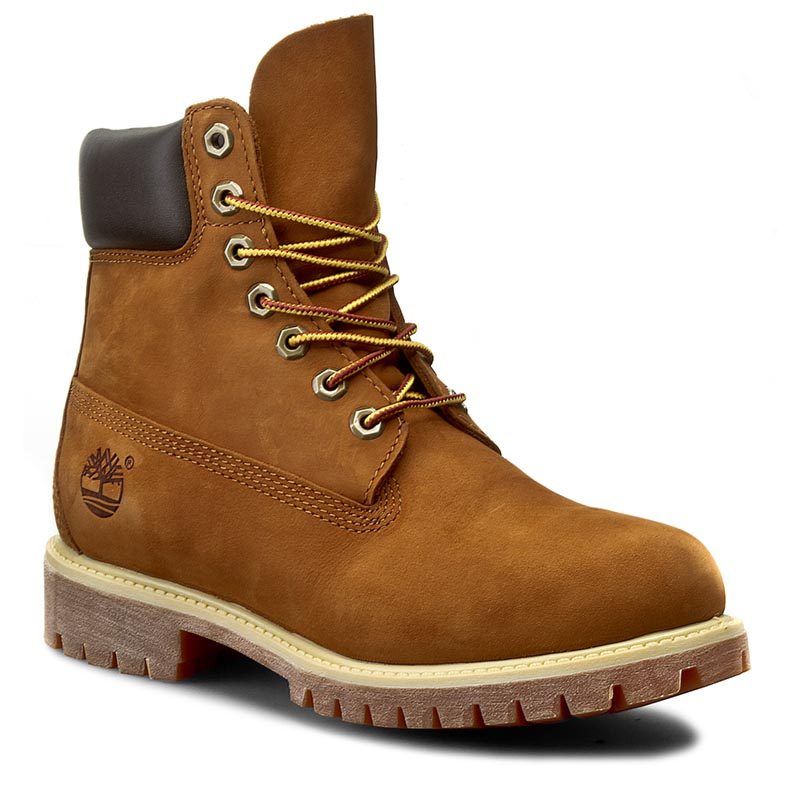 Trappers TIMBERLAND - Premium 6 Inch 72066/TB0720668271 Orange