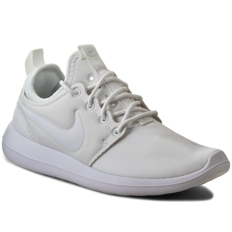 Pantofi NIKE - Roshe Two 844931 100 White/White/Pure Platinum