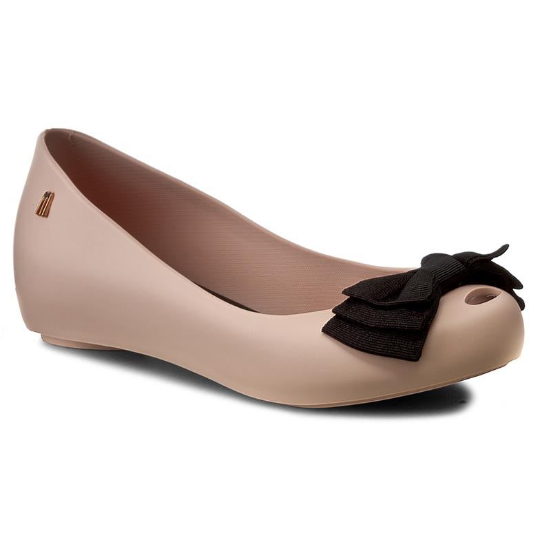 Balerini Melissa - Ultragirl Sweet Xiii A 31955 Light Pink 01276 imagine epantofi.ro