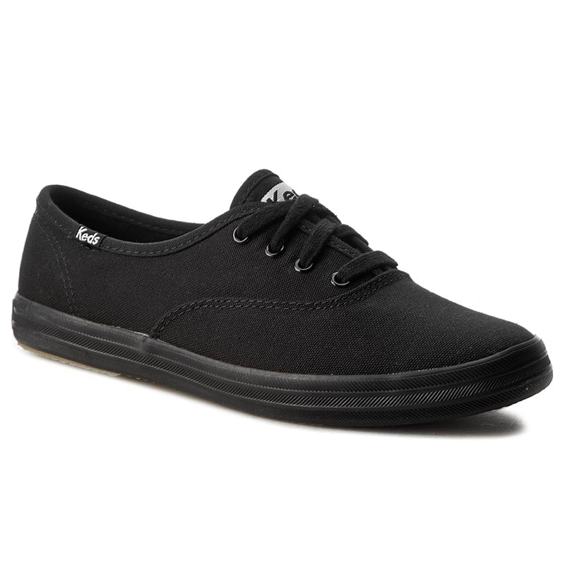 Teniși Keds - Ch Ox Wf24700 Black/Black imagine epantofi.ro 2021