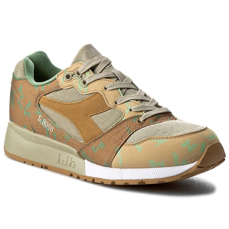 Sneakers Diadora - S8000 Camo 501.171834 01 25126 Honey Mustard imagine