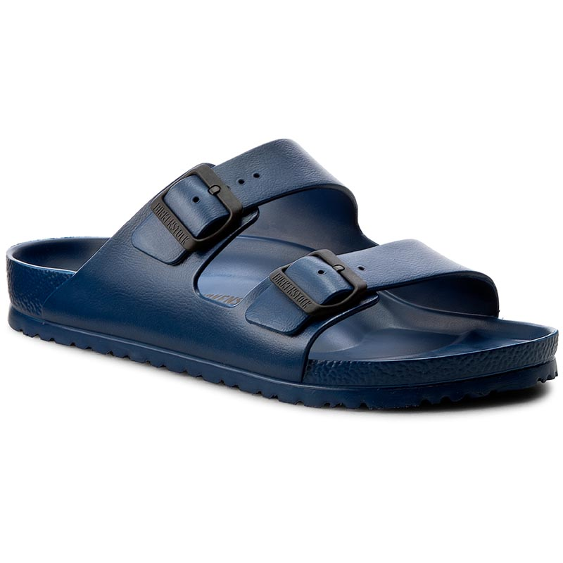 Șlapi Birkenstock - Arizona 0129431 Navy imagine epantofi.ro 2021