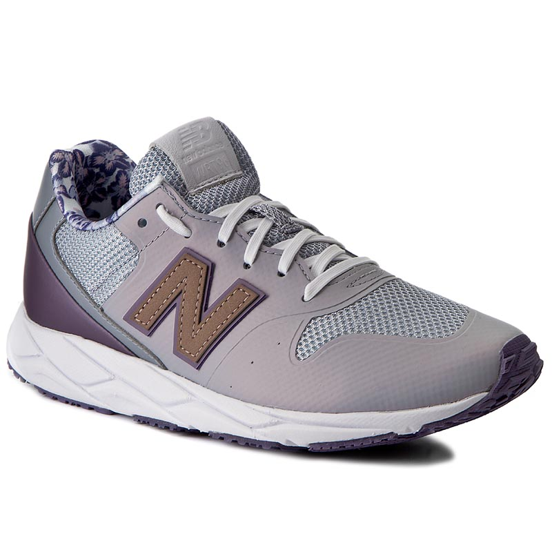 Sneakers NEW BALANCE - WRT96PCB Gri Violet