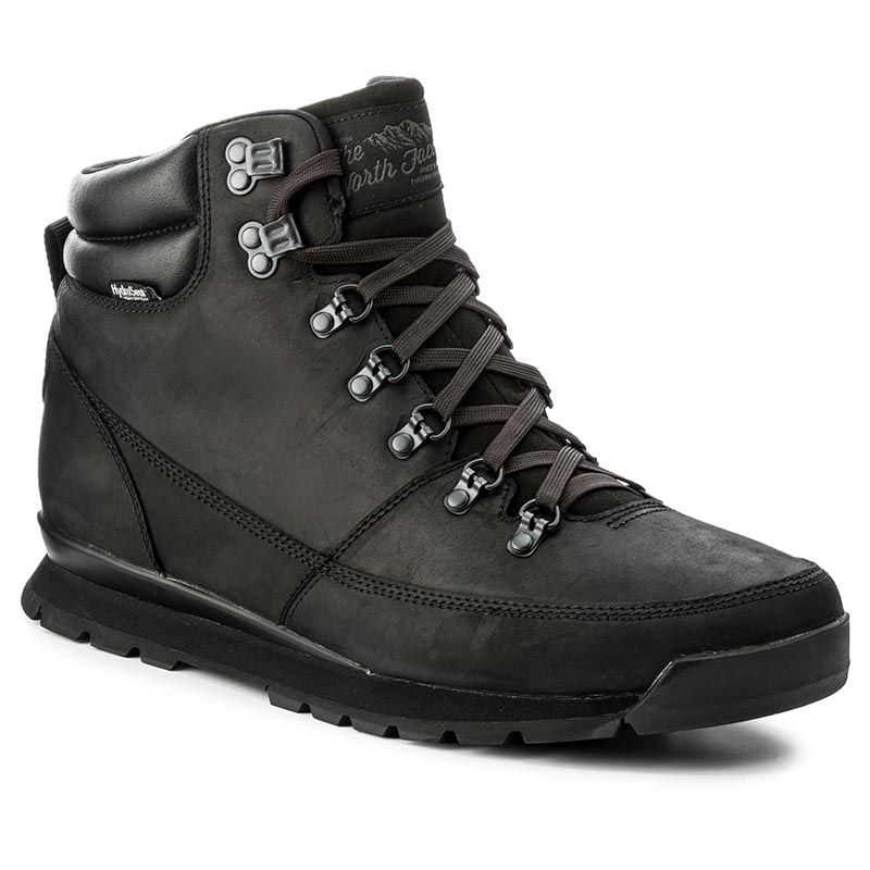 Trekkings THE NORTH FACE - Back-To-Berkely T0CDL0KX8 Tnf Black/Tnf Black/Tnf Black
