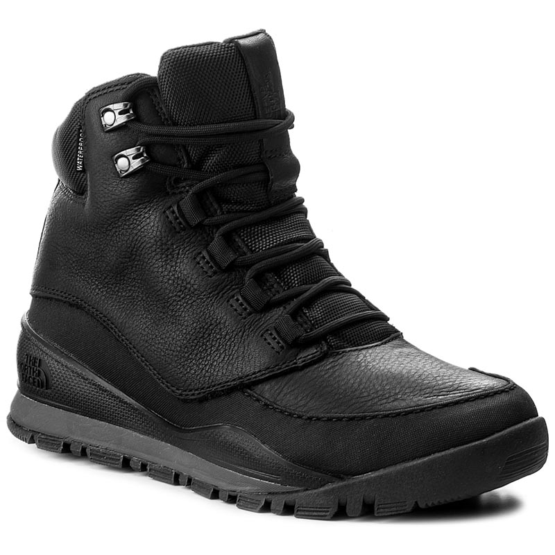 "Trekkings The North Face - Edgewood 7"" T93316zu5 Tnf Black/Dark Shadow Grey imagine epantofi.ro 2021"