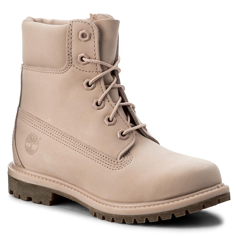 Trappers TIMBERLAND - 6 In Prem Mono TB0A1K3Z6621 Lt Pnk
