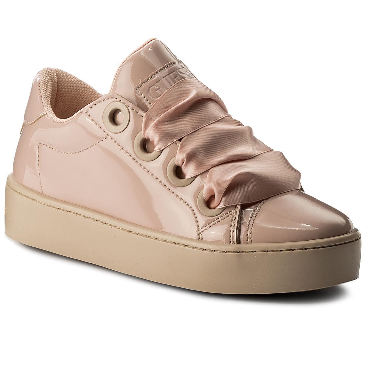 Sneakers GUESS - Urny FLURN1 ELE12 NUDE