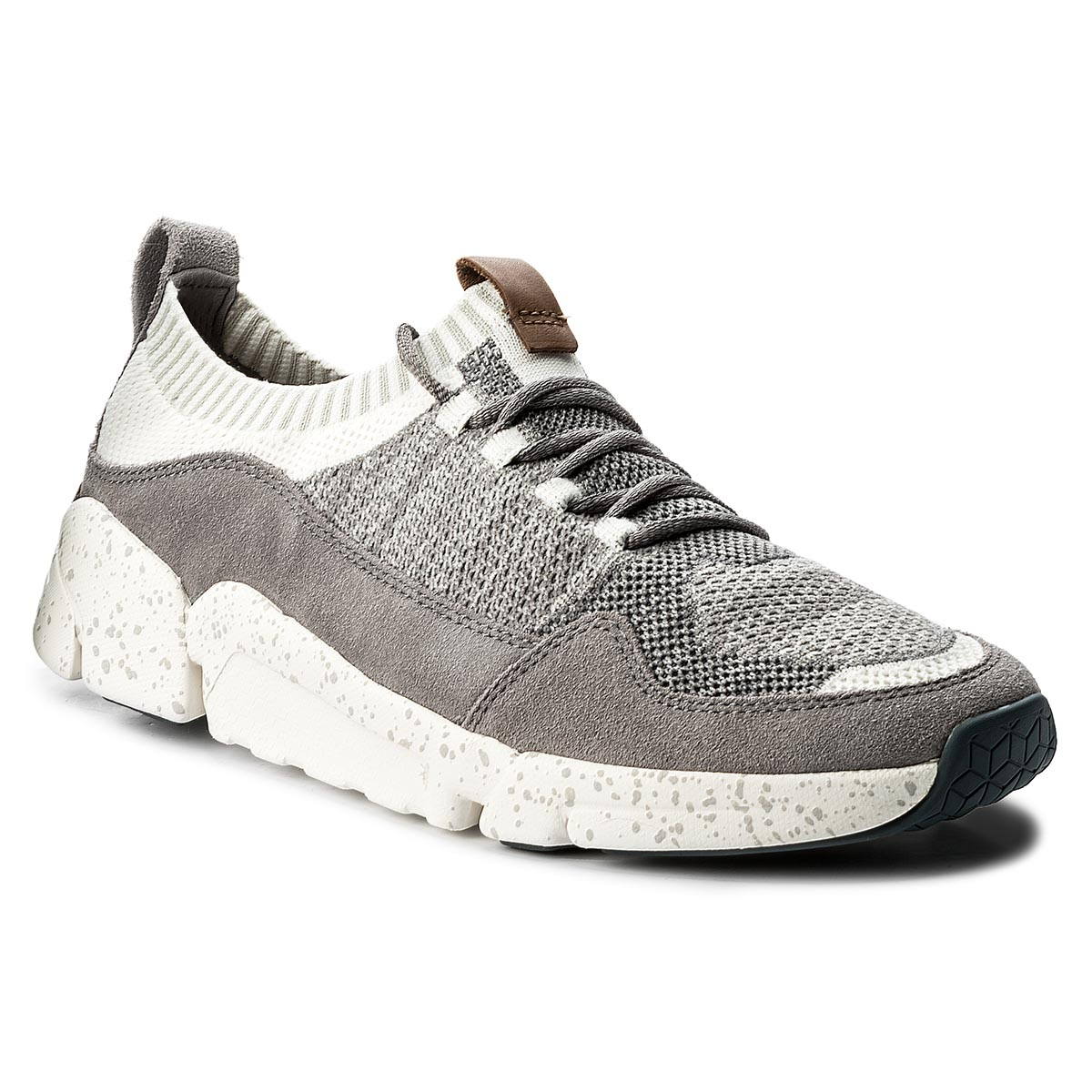 Sneakers CLARKS - Triactive Knit 261338897 Grey