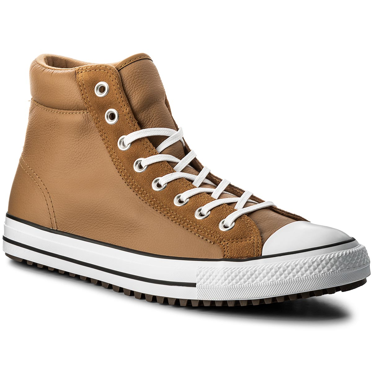 Teniși Converse - Ctas Boot Pc Hi 157494c Raw Sugar/White imagine epantofi.ro 2021
