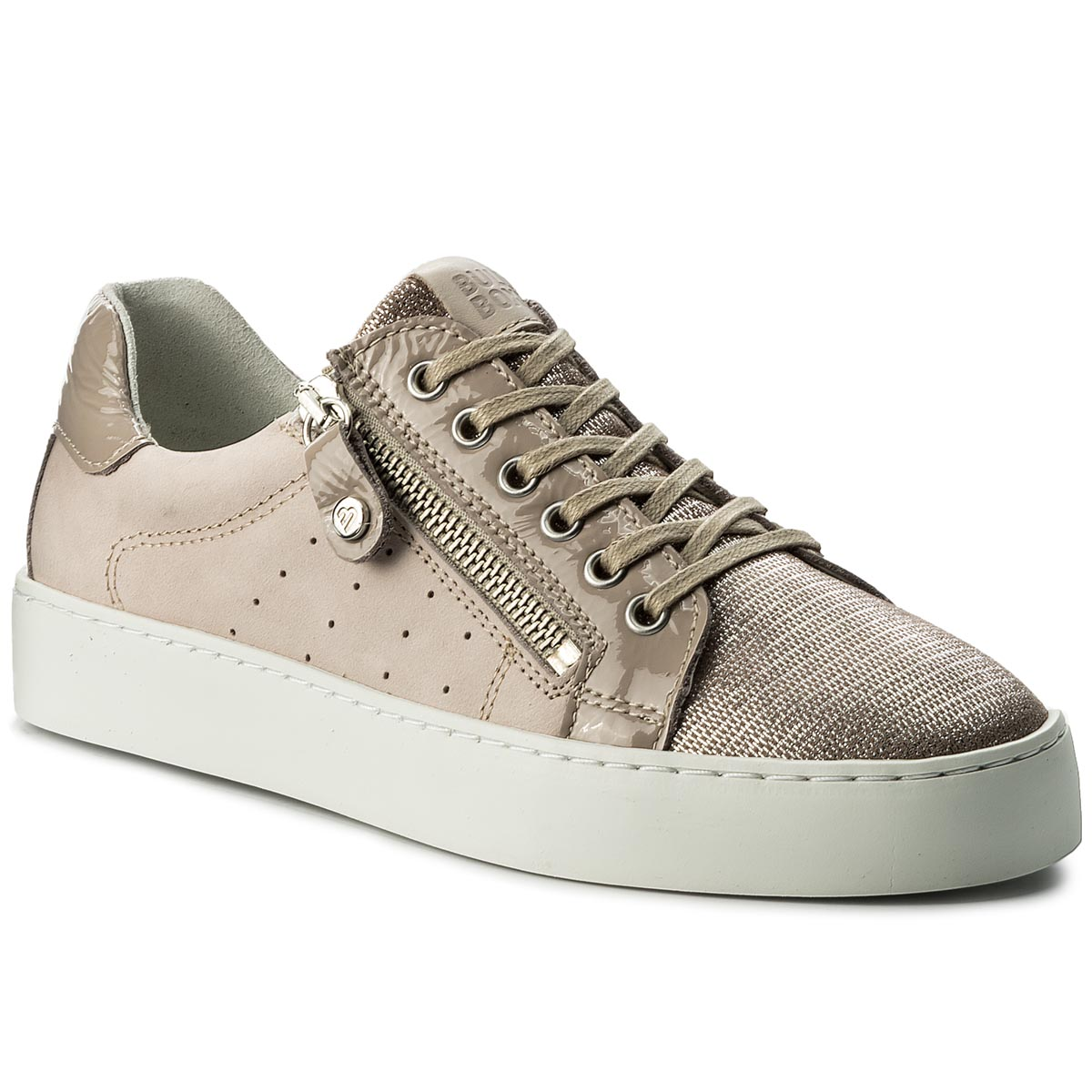 Sneakers BULLBOXER - 962006E5L TAUPTD70 Taupe/Skin/Beige