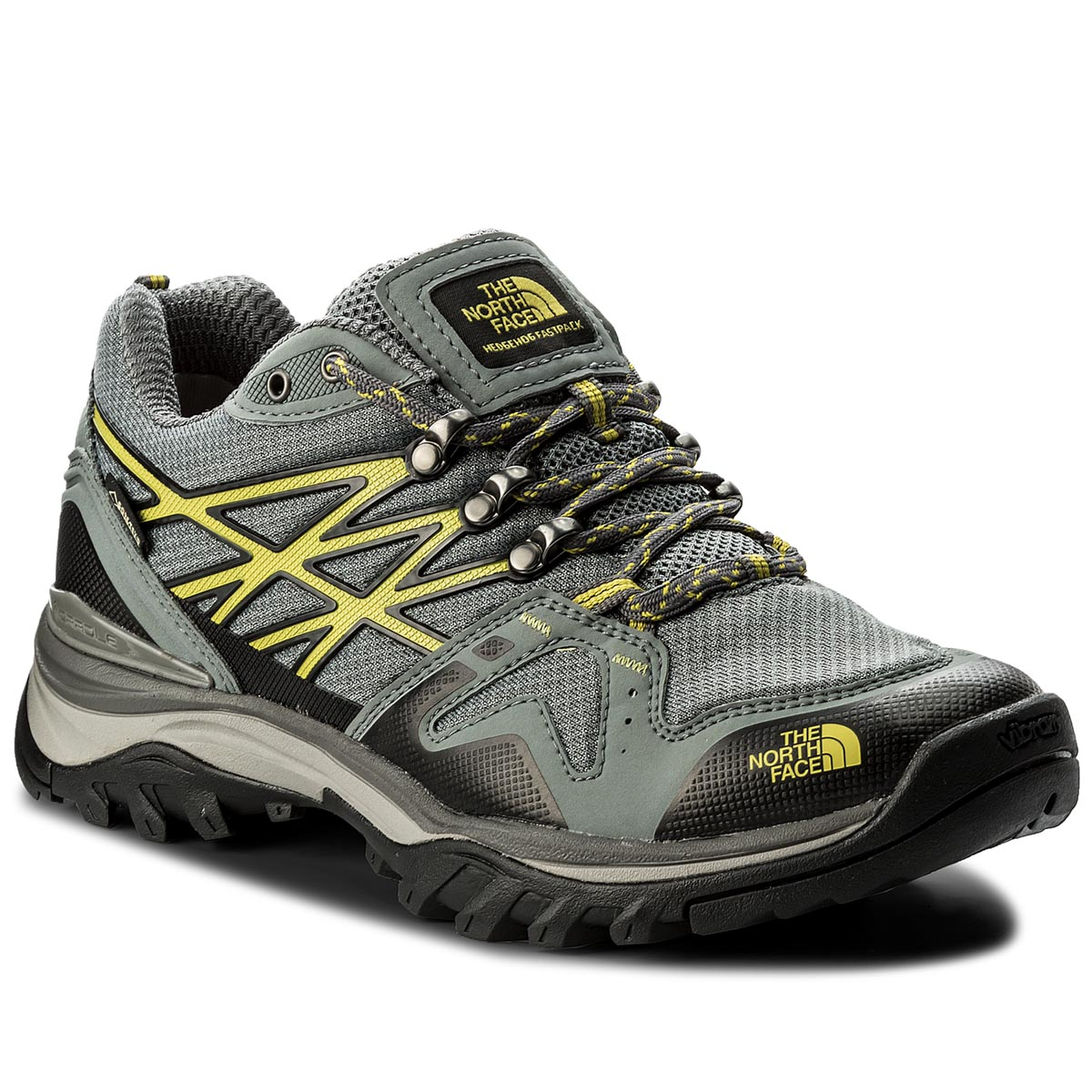 Trekkings THE NORTH FACE - Hedgehog Fastpack Gtx (EU) GORE-TEX T0CXT3ATH Sedona Sage Grey/Citronelle Green