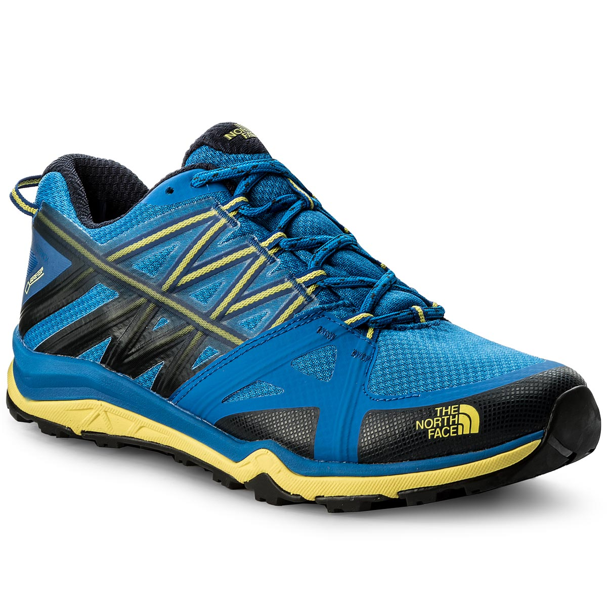 Trekkings THE NORTH FACE - Hedgehog Fastpack Lite II Gtx GORE-TEX T92UX54DB Blue Quartz/Blazing Yellow