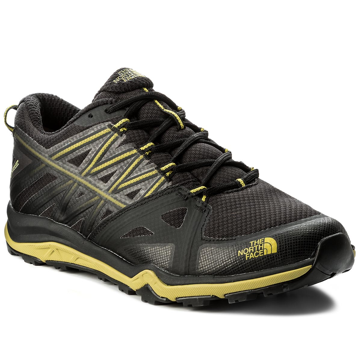 Trekkings THE NORTH FACE - Hedgehog Fastpack Lite II GTX GORE-TEX T92UX5CIV Tnf Black/Citronelle Green