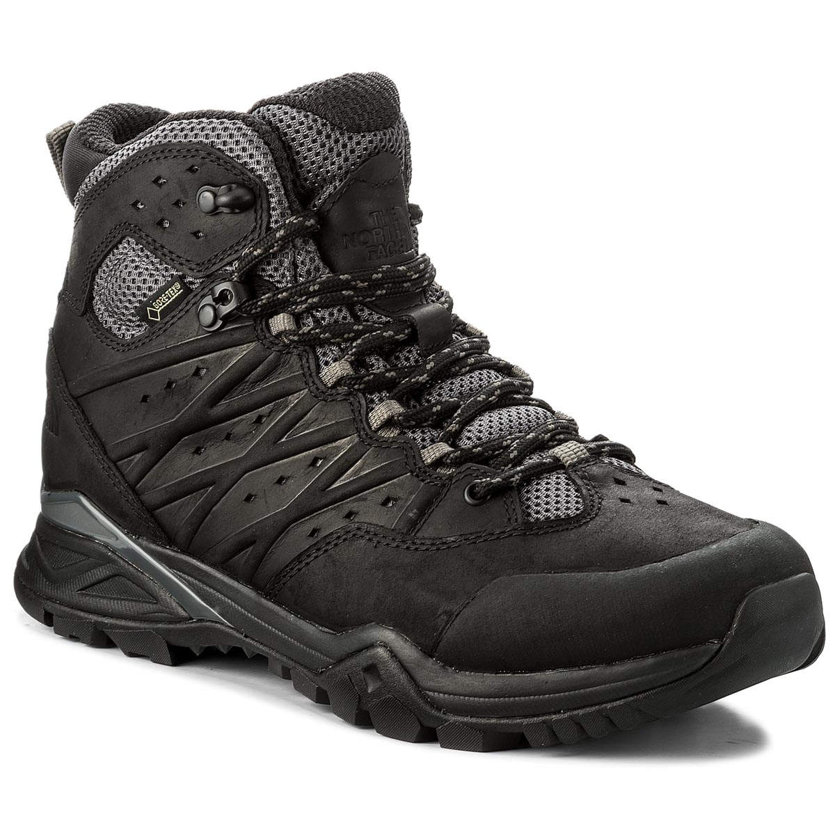 Trekkings THE NORTH FACE - Hedgehog Hike II Mid Gtx GORE-TEX T92YB4KU6 Tnf Black/Graphite Grey