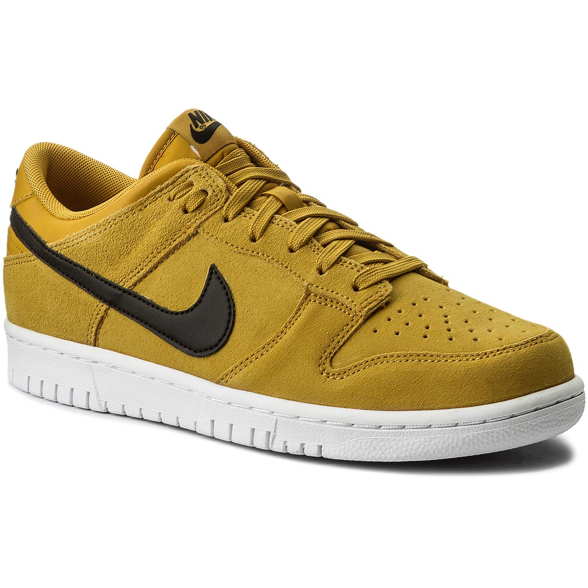 Pantofi NIKE - Dunk Low 904234 700 Mineral Yellow/Black/White