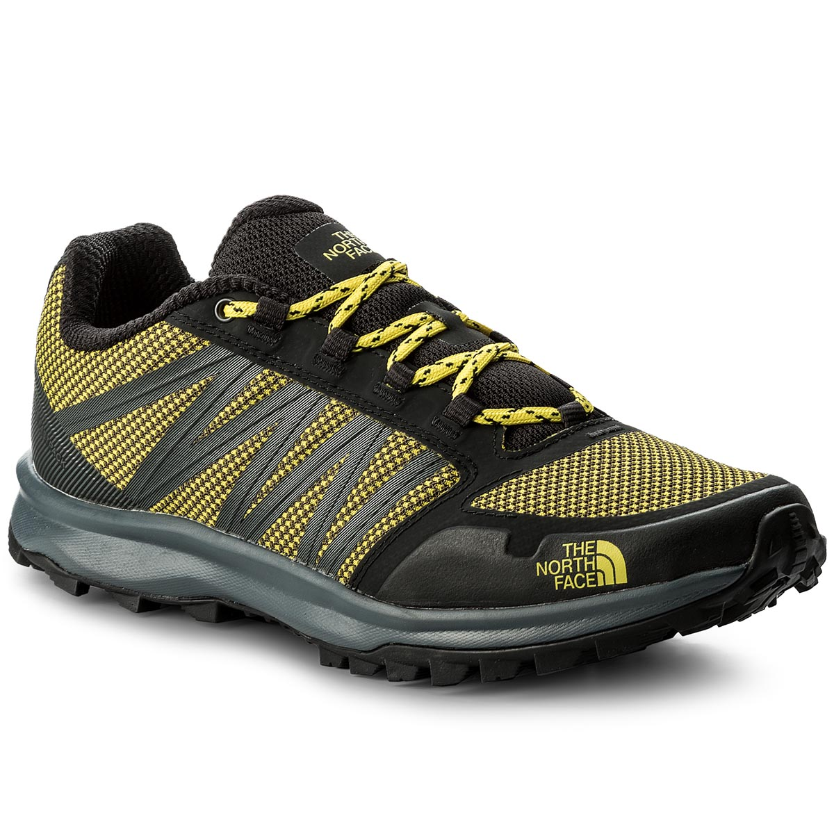 Trekkings THE NORTH FACE - Litewave Fastpack T93FX6AFZ Tnf Black/Blazing Yellow