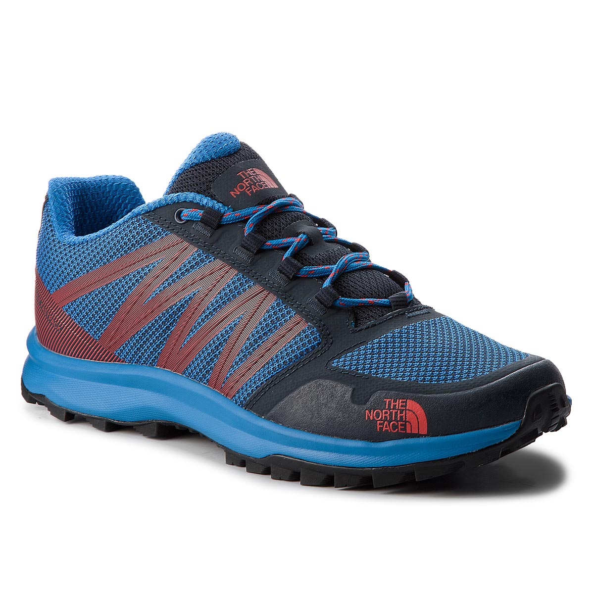 Trekkings THE NORTH FACE - Litewave Fastpack T93FX6THZ Urban Navy/High Risk Red