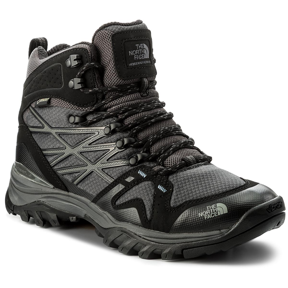 Trekkings THE NORTH FACE - Hedgehog Fastpack Mid Gtx (Eu) GORE-TEX NF0A3FXIZU5 Tnf Black/Dark Shadow Grey