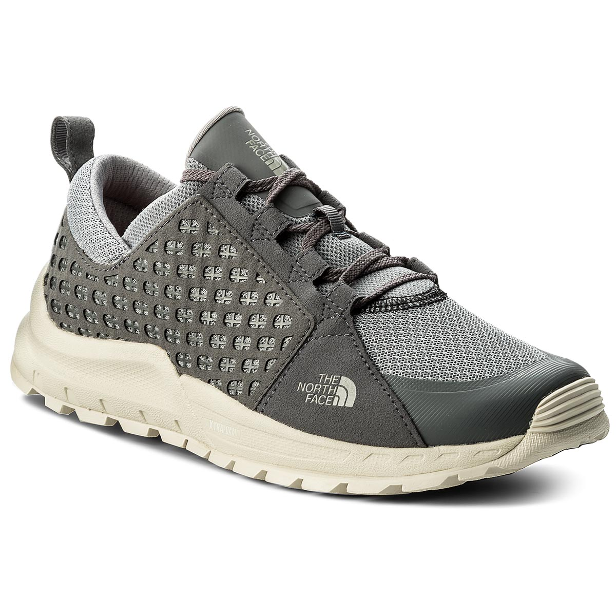 Pantofi THE NORTH FACE - Mountain Sneaker T932ZUKB8 Zinc Grey/Griffin Grey