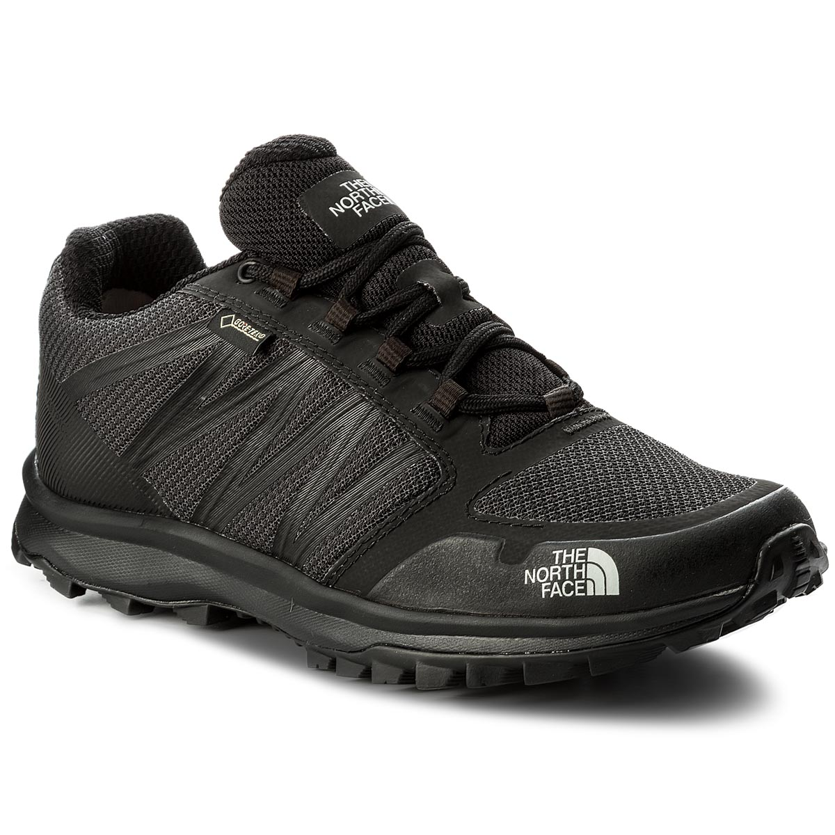 Trekkings THE NORTH FACE - Litewave Fastpack Gtx GORE-TEX T93FX4C4V Tnf Black/High Rise Grey