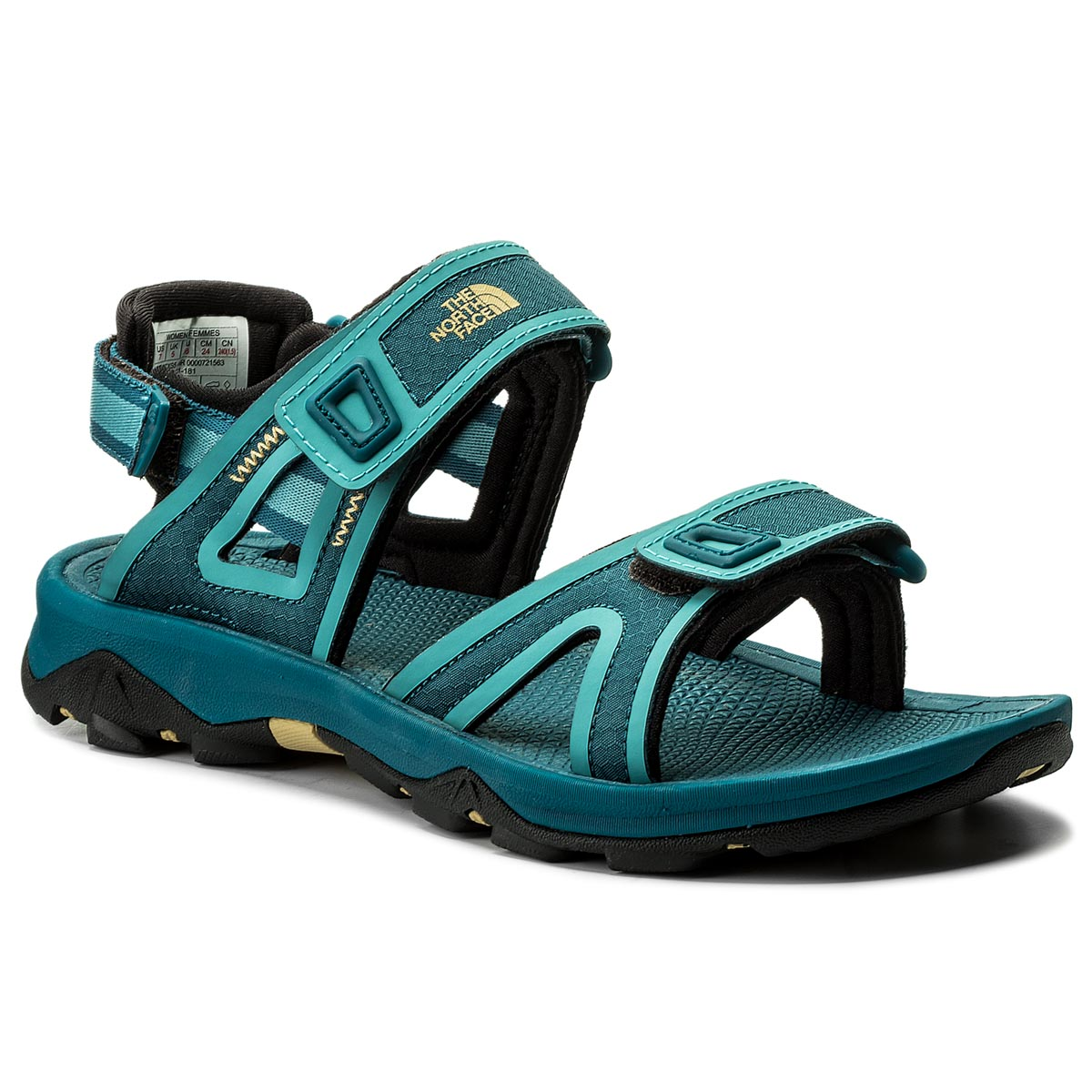 Sandale THE NORTH FACE - Hedgehog Sandal II T0CXS54NR Blue Coral/Bristol Blue
