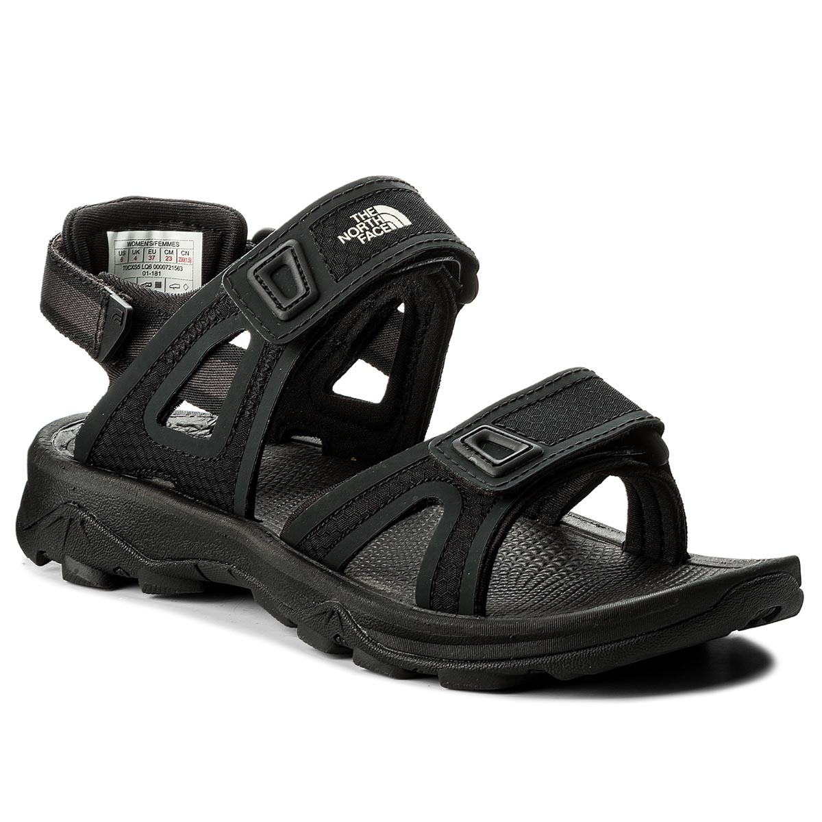 Sandale THE NORTH FACE - Hedgehog Sandal II T0CXS5LQ6 Tnf Black/Vintage White