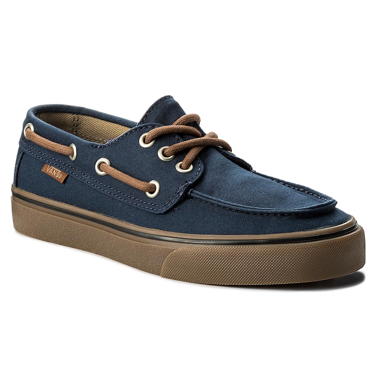Teniși VANS - Chauffeur Sf VN0A3MUBFS1 Dress Blues/Gum