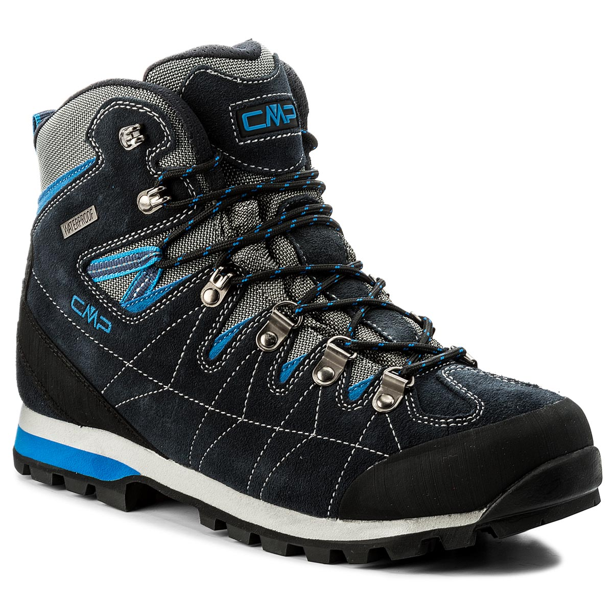Trekkings CMP - Arietis Trekking Shoes Wp 38Q9987 Black/Blue N950