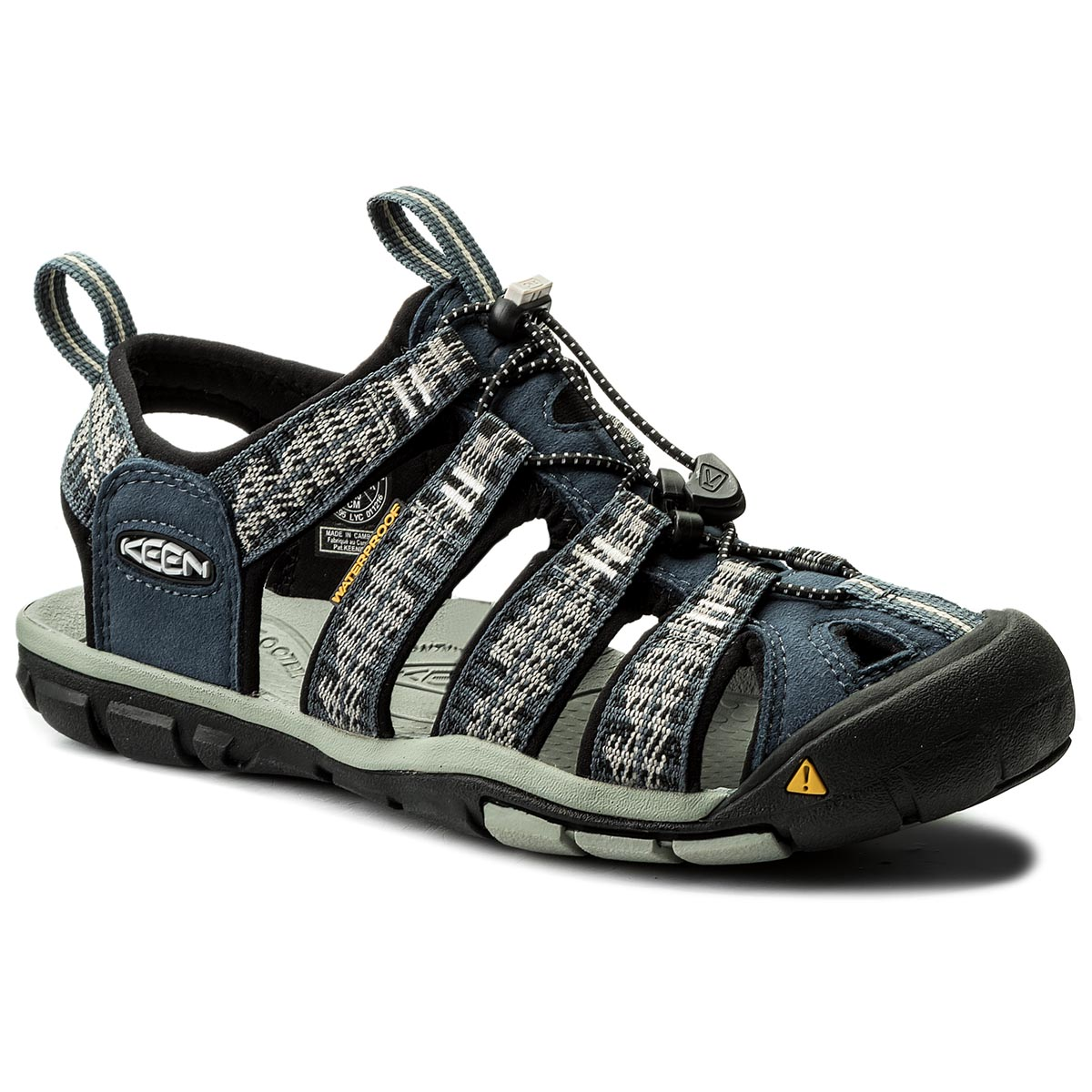 Sandale Keen - Clearwater Cnx 1016295 Midnight Navy/Vapor imagine