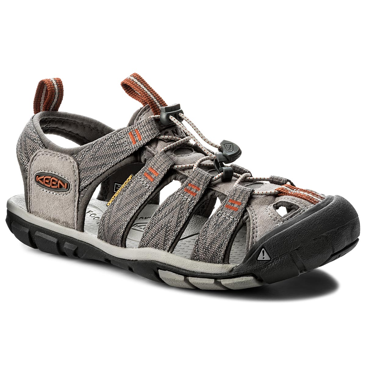 Sandale KEEN - Clearwater Cnx 1018497 Grey Flannel/Potters Clay