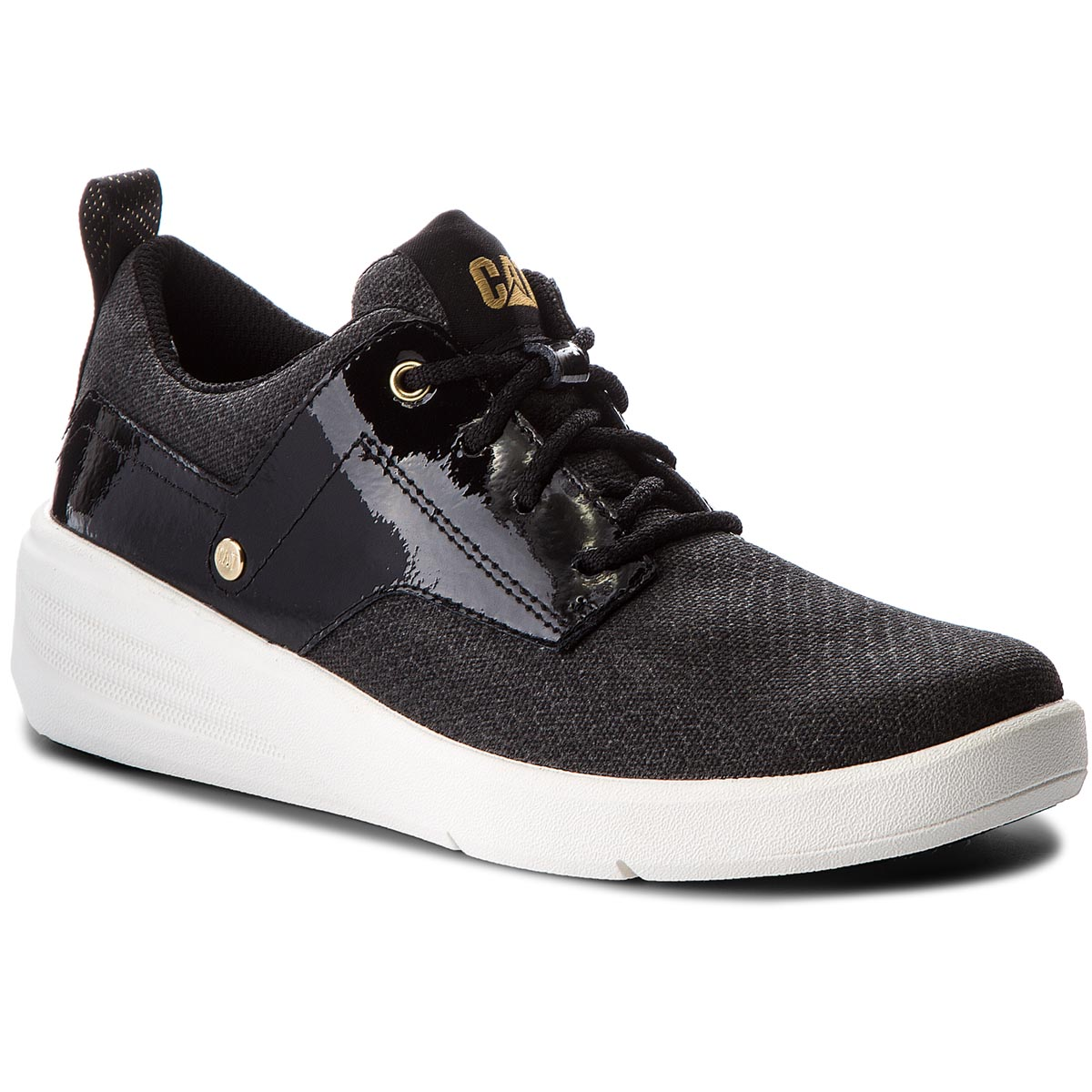 Sneakers CATERPILLAR - Glint Canvas P310308 Black