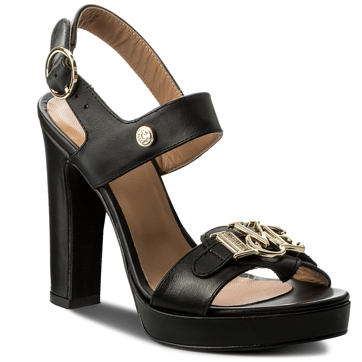 Sandale LOVE MOSCHINO - JA1621AC05JA0000 Vitello Nero