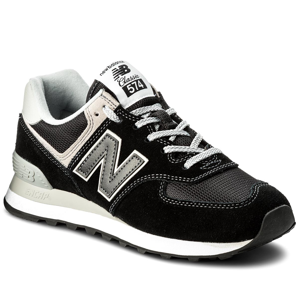 Sneakers NEW BALANCE - ML574EGK Gri Negru