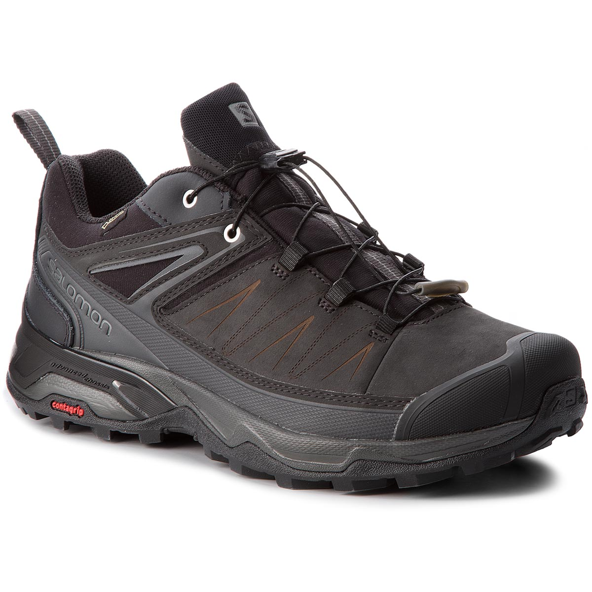 Trekkings Salomon - X Ultra 3 Ltr Gtx Gore-Tex 404784 30 V0 Phantom/Magnet/Quiet Shade imagine epantofi.ro 2021
