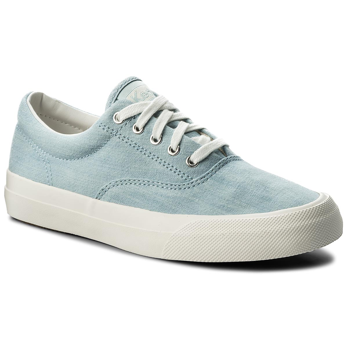 Teniși KEDS - Anchor Chambray WF58144 Lt Blue