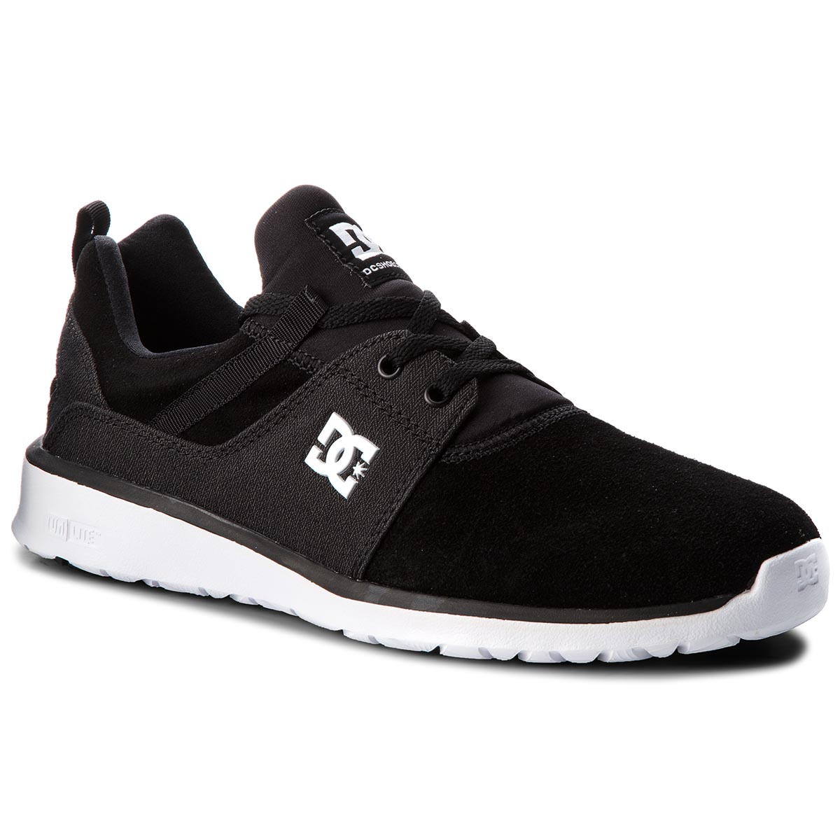 Sneakers DC - Heathrow Se ADYS700073 Black/Battleship/White (Kbw)
