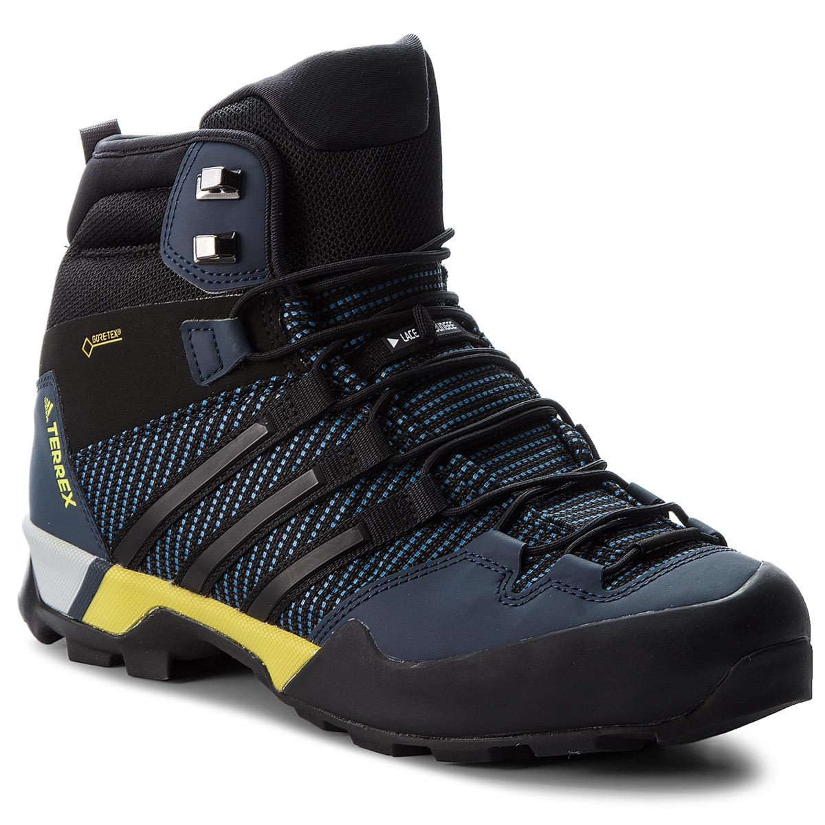 Pantofi adidas - Terrex Scope High Gtx GORE-TEX BB4587 Corblu/Cblack/Conavy